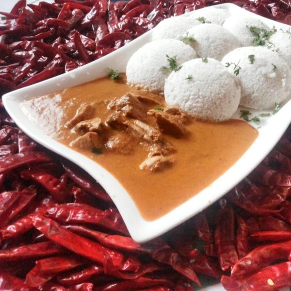 How to make Chicken kurma