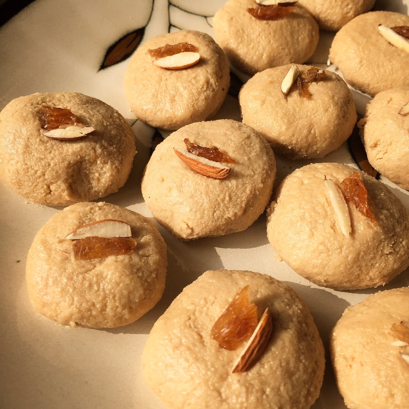How to make Nolen Gurer Sandesh (date palm jaggery sweet)