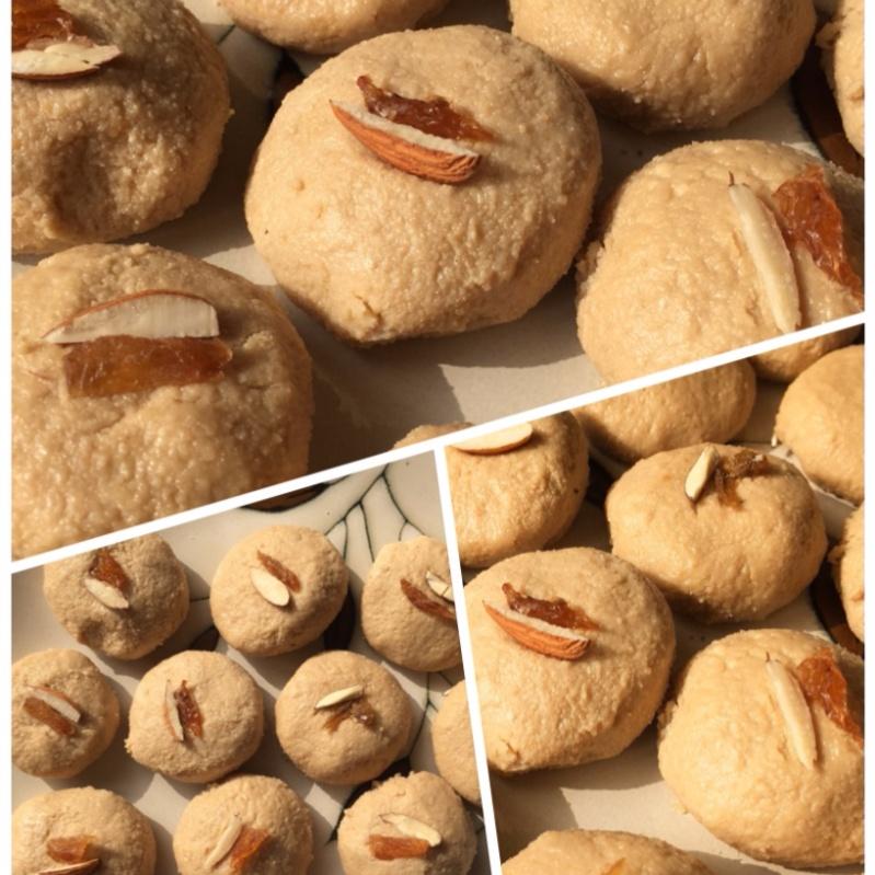How to make Nolen Gurer Sandesh (date palm jaggery sweet)