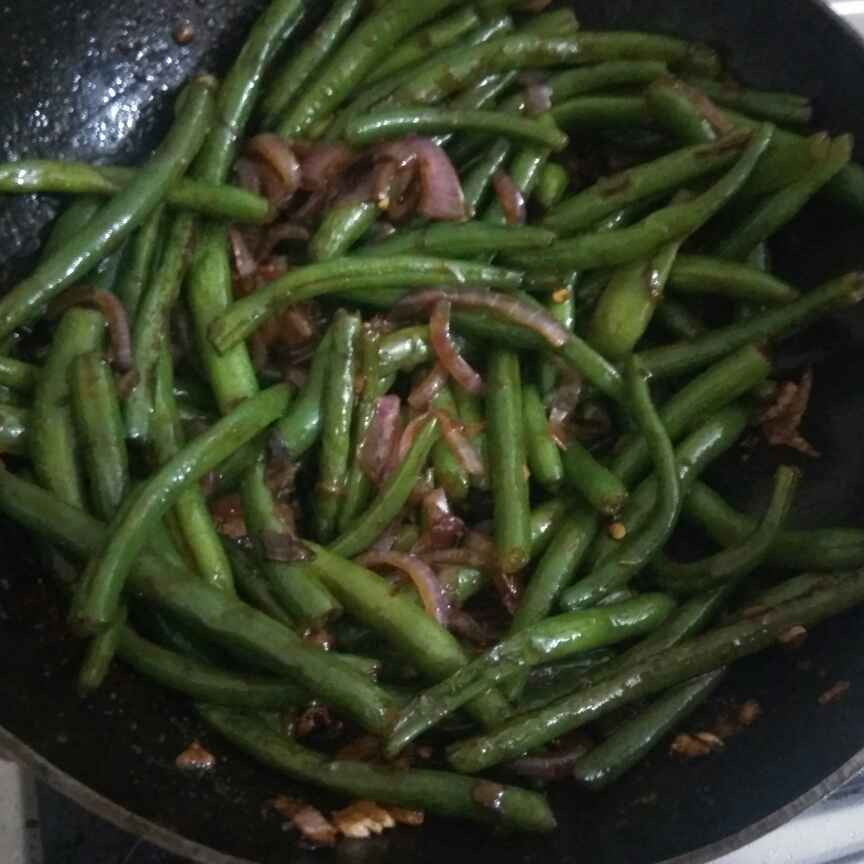 Photo of French Beans Stir Fry by Anil Pharande at BetterButter