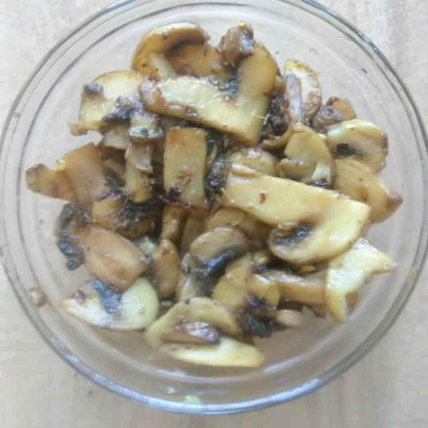 Photo of Butter Garlic Mushroom by Anil Pharande at BetterButter