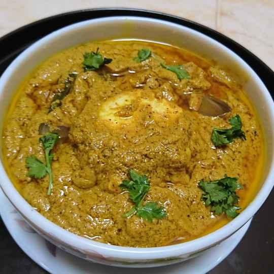 Photo of Mustard garlic kulambu by Mughal Kitchen at BetterButter