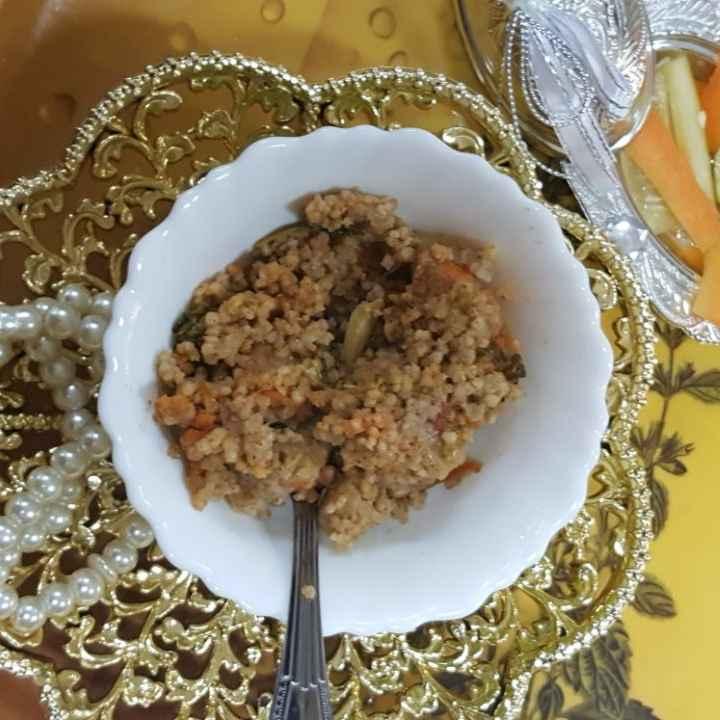 Photo of Kuthiraivali chicken.&Brocolli biriyani by Mughal Kitchen at BetterButter