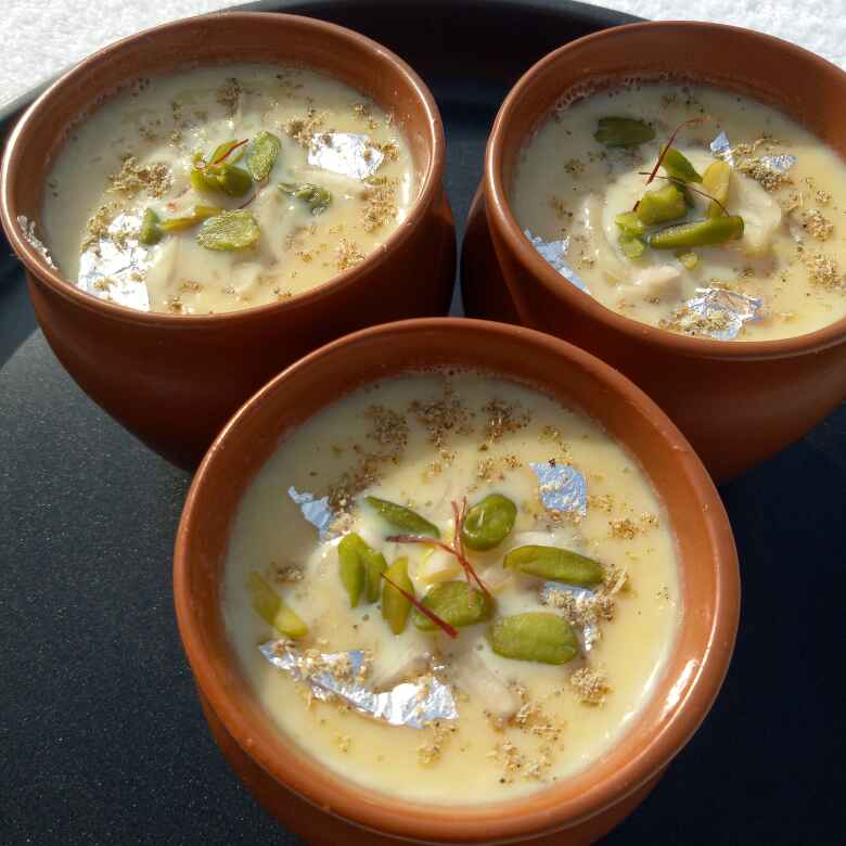 How to make Basundi