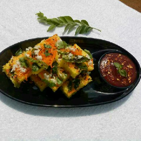 How to make Instant Sooji Dhokla