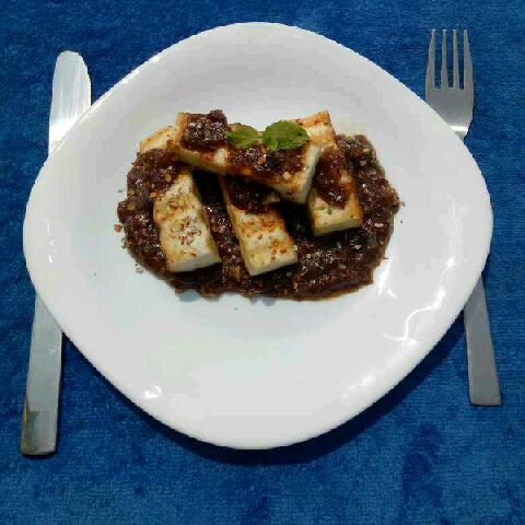 How to make Grilled Paneer With Honey Chilli Sauce