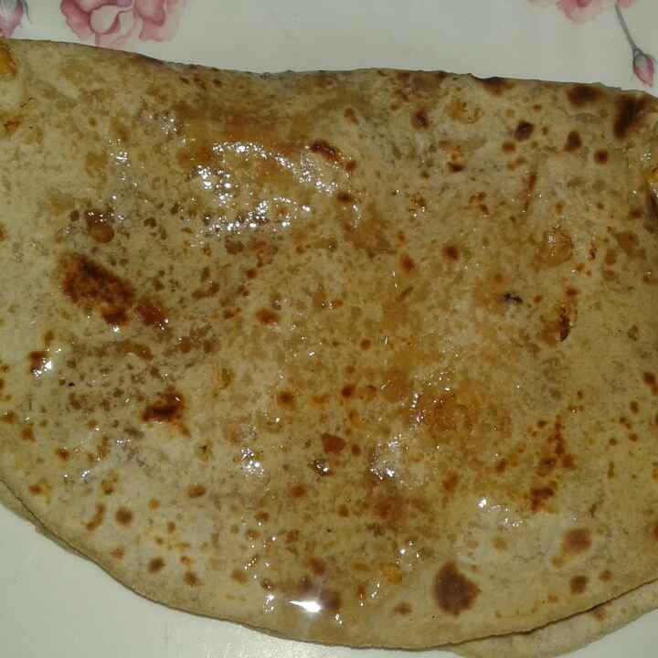 Photo of Puran poli. by Anita Bhawari at BetterButter