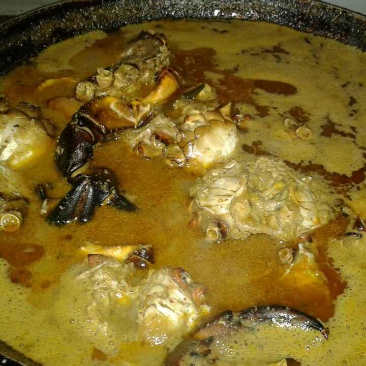 Photo of Crab gravy . by Anita Bhawari at BetterButter