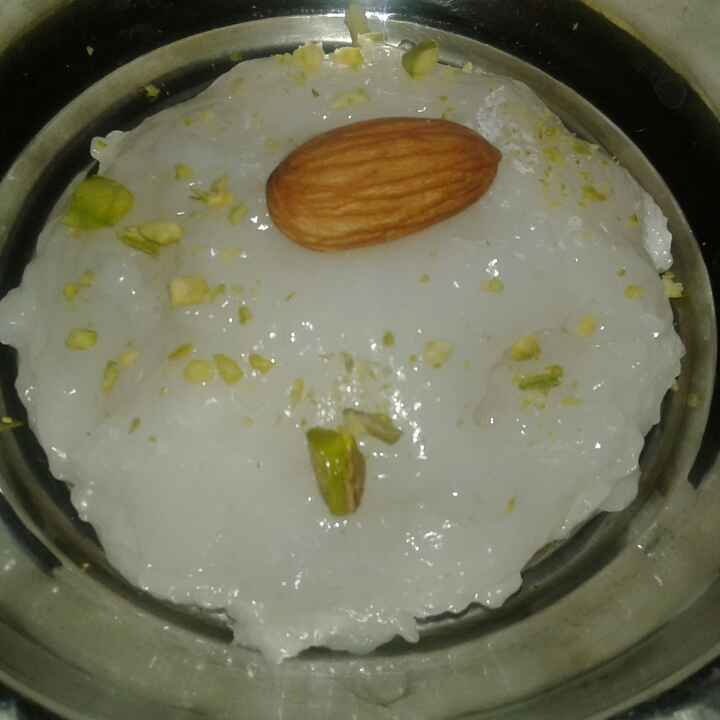 Photo of Ghu chik hlwa . (Sweet dish ) by Anita Bhawari at BetterButter