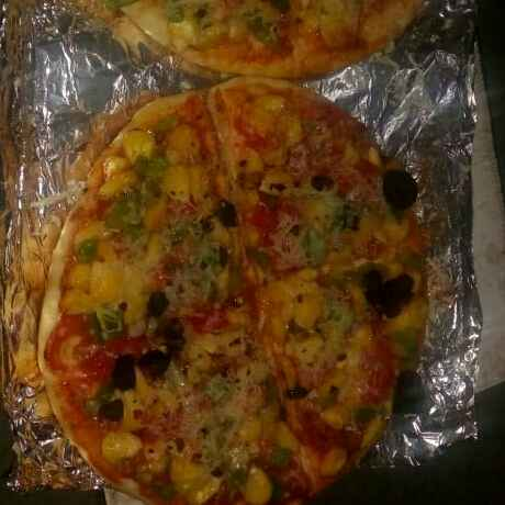 Photo of Yummy pizzza by Anita Bhawari at BetterButter