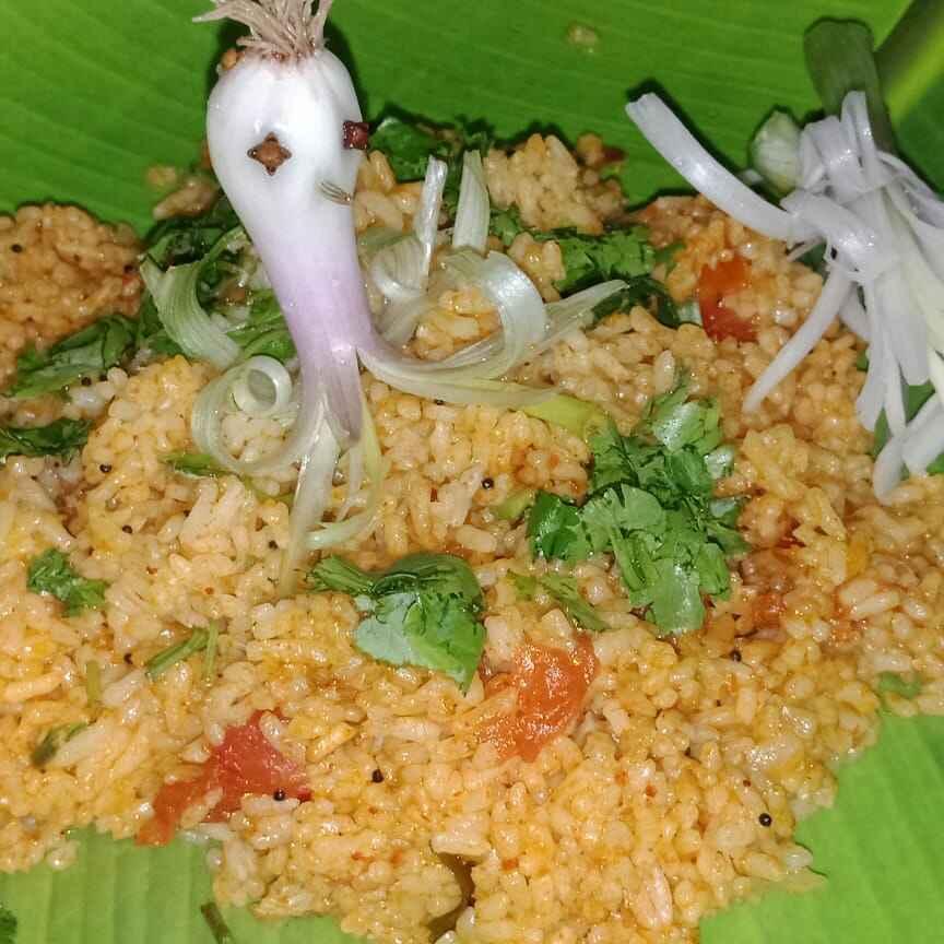 Photo of Tomatto rice. by Anita Bhawari at BetterButter