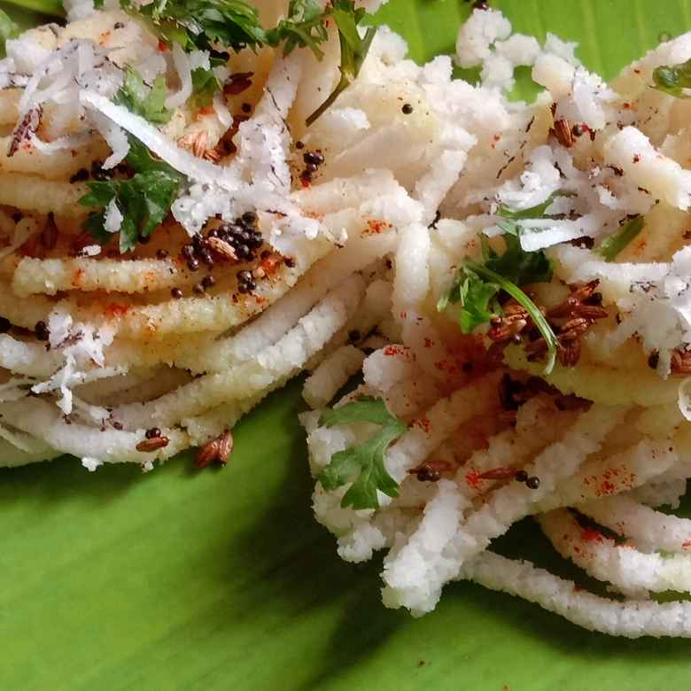Photo of idli noodles. by Anita Bhawari at BetterButter