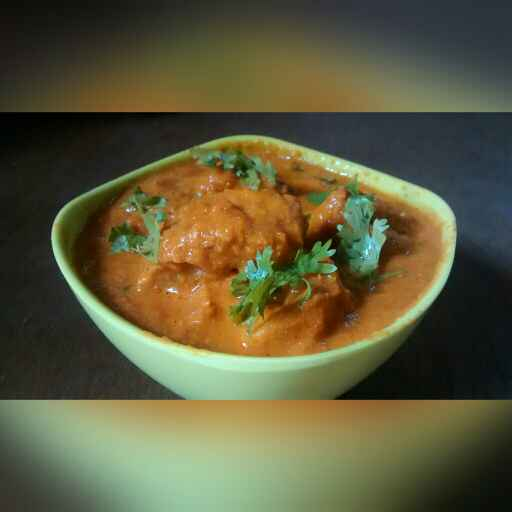 Photo of Soyabean chaap Gravy recipe by Anita Parsoya at BetterButter