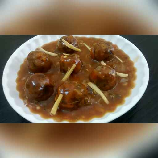 Photo of Gravy Manchurian by Anita Parsoya at BetterButter