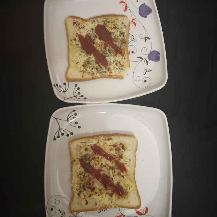Photo of Garlic bread by Anita Rajai at BetterButter