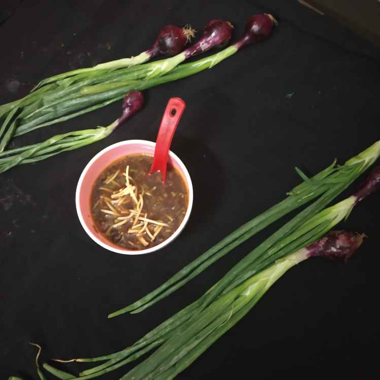 Photo of Veg hot and sour soup by Anita Rajai at BetterButter