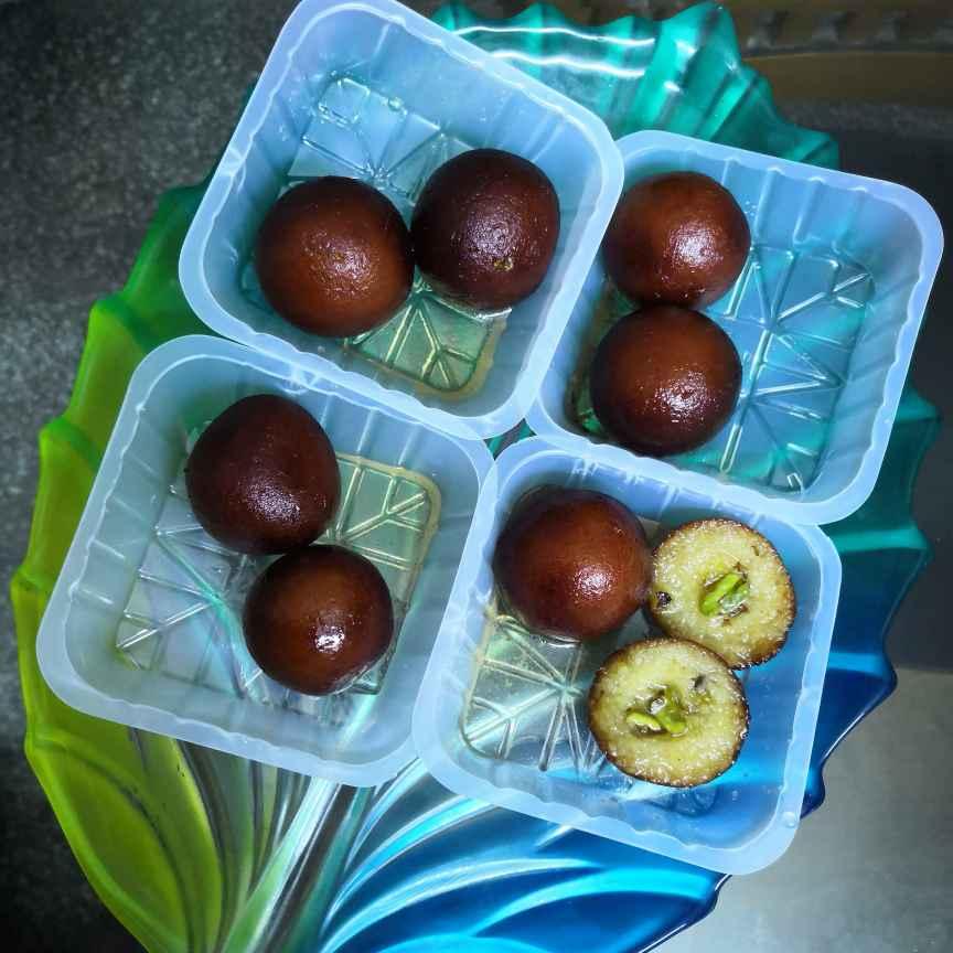 How to make গুলাব জামুন