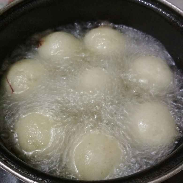 How to make Suji rasgulla