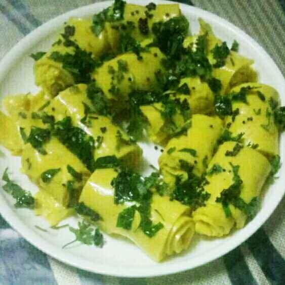 How to make Khandvi