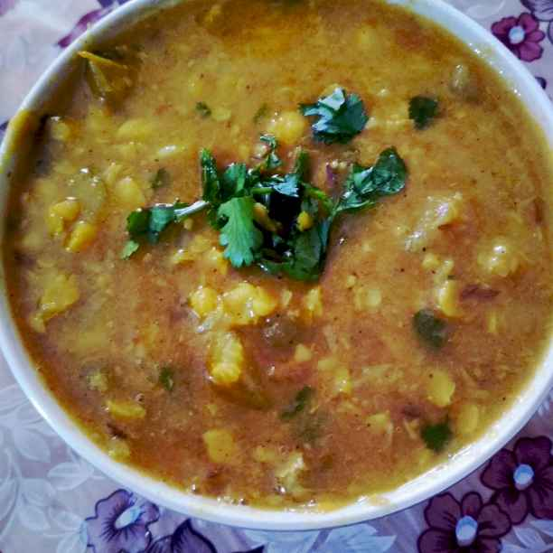 Photo of Lauki wali chana dal by anita uttam patel at BetterButter
