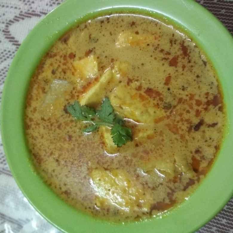 Photo of Butter paneer masala by anita uttam patel at BetterButter