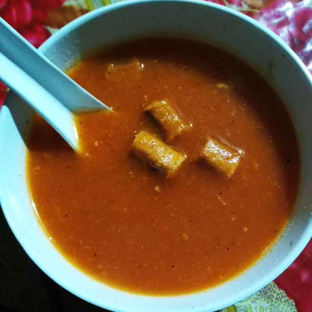 Photo of Tomato carrot soup by anita uttam patel at BetterButter