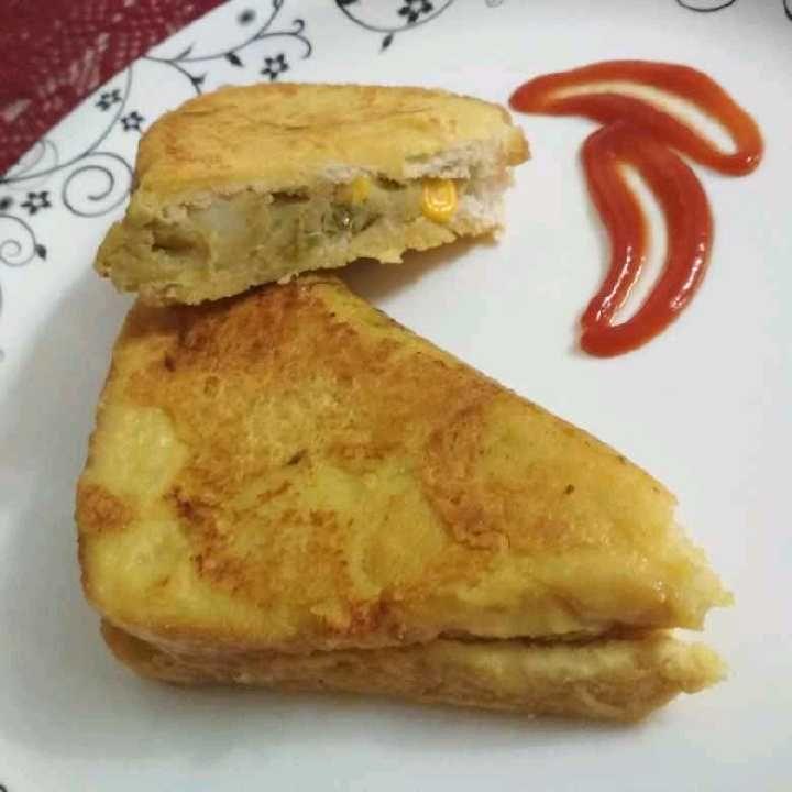 How to make Bread pakoda