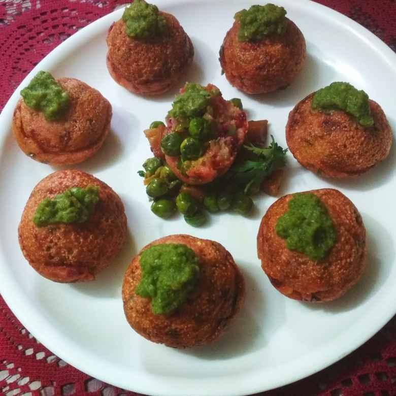 Photo of Matar stuff appe by anita uttam patel at BetterButter