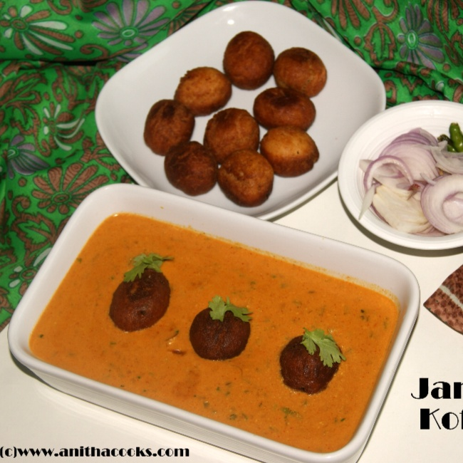 Photo of Jamun Kofta by Anitha Kirubakaran at BetterButter