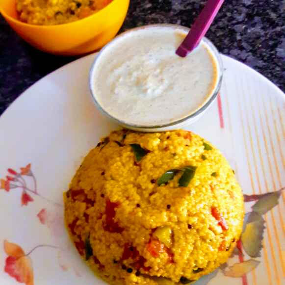 Photo of millet curryleaves kichidi by Anitha Rani at BetterButter