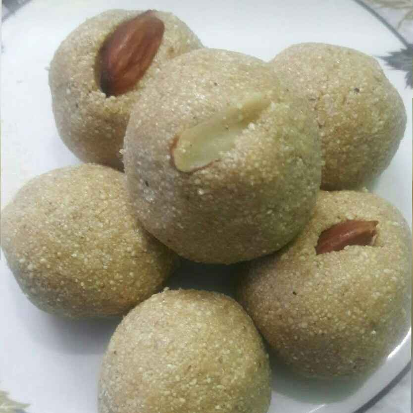 How to make Korra laddu