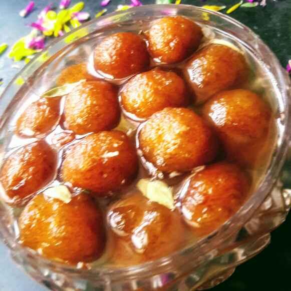 Photo of Gulaab jamoon by Anitha Rani at BetterButter