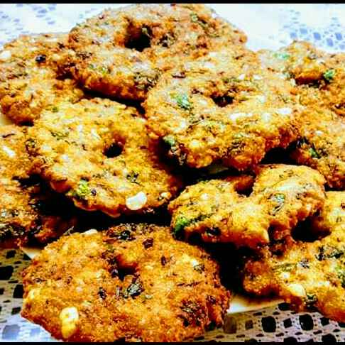 Photo of black eyed beans vada  by Anitha Rani at BetterButter