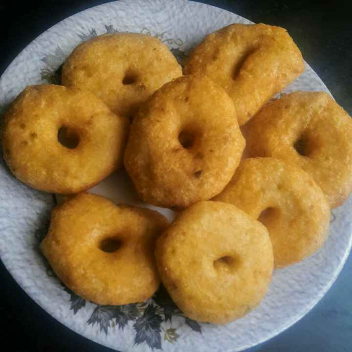 Photo of Ginger vada by Anitha Rani at BetterButter