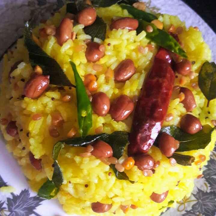 Photo of lemon rice  by Anitha Rani at BetterButter