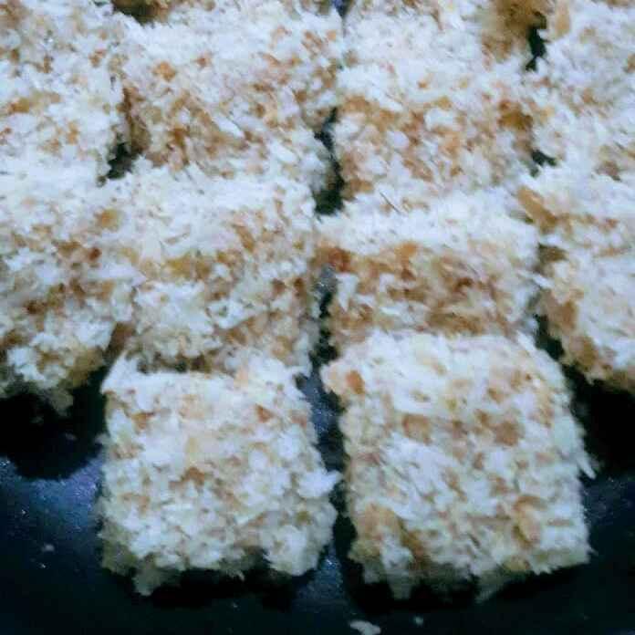 How to make పచ్చి కొబ్బరి బర్ఫీ
