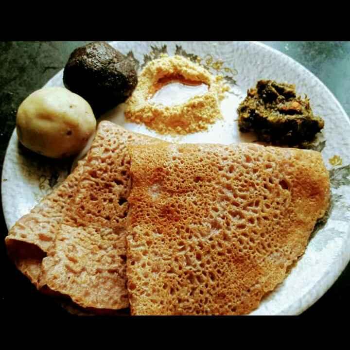 Photo of Wheat Dosa/Atta Dosa by Anitha Rani at BetterButter