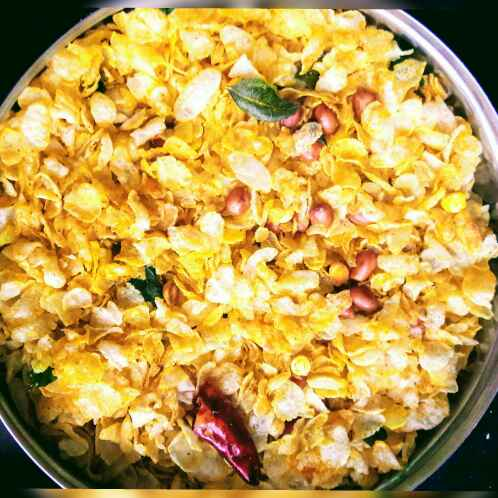 Photo of poha mixture by Anitha Rani at BetterButter