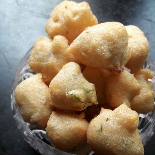Photo of Minapa punugulu by Anitha Rani at BetterButter