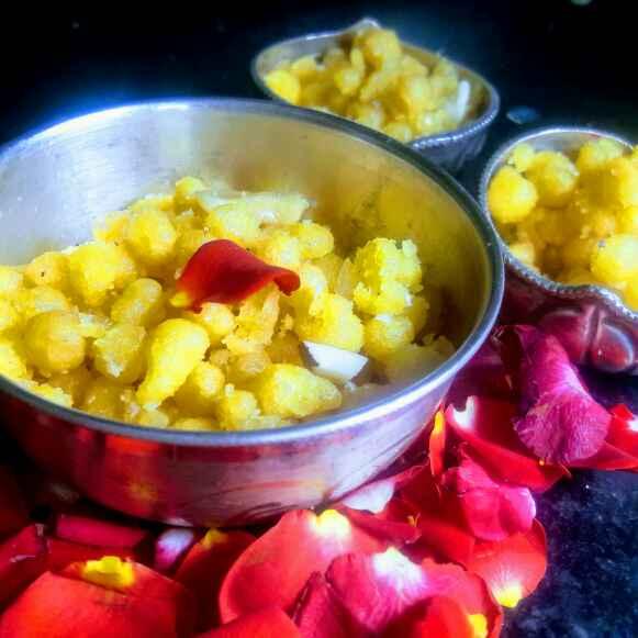 How to make తీపి బూందీ