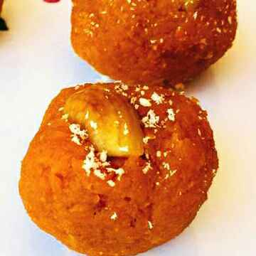 Photo of Carrot  laddu by Anitha Rani at BetterButter