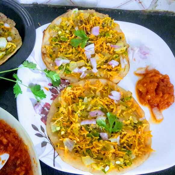 Photo of Wheat utappam  by Anitha Rani at BetterButter