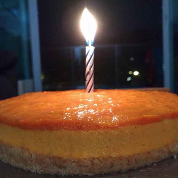 How to make No bake Mango Cheesecake.