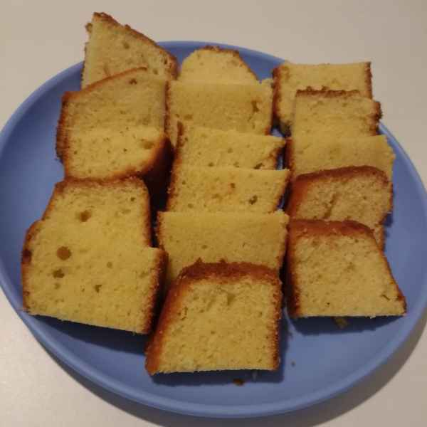 How to make English Pound Cake