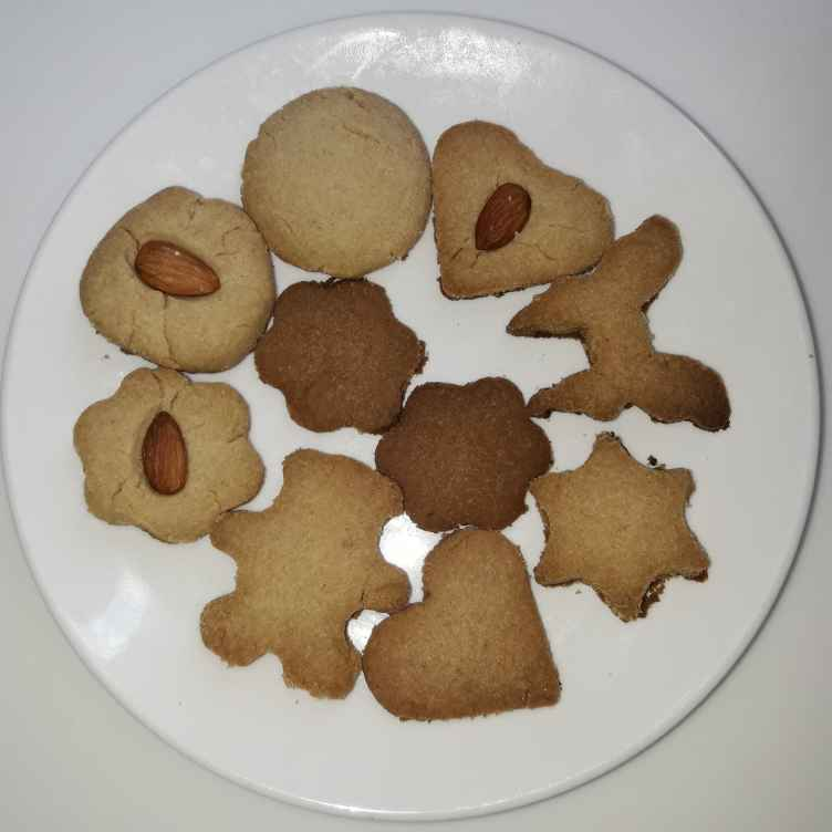 How to make Wheat Flour Cookies