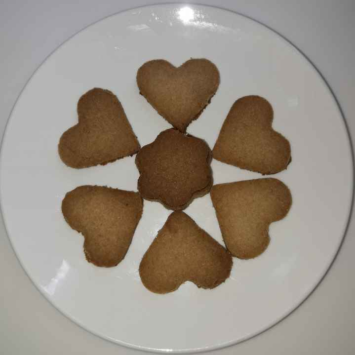 How to make Wheat Flour Cookies