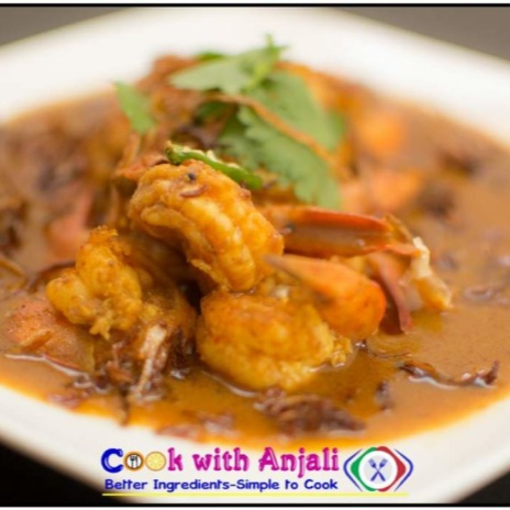 Photo of Malabar Shrimp Curry by Anjali Gupta at BetterButter