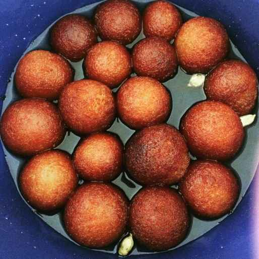 Photo of Gulab Jamun From Bread by Anjali Kataria at BetterButter
