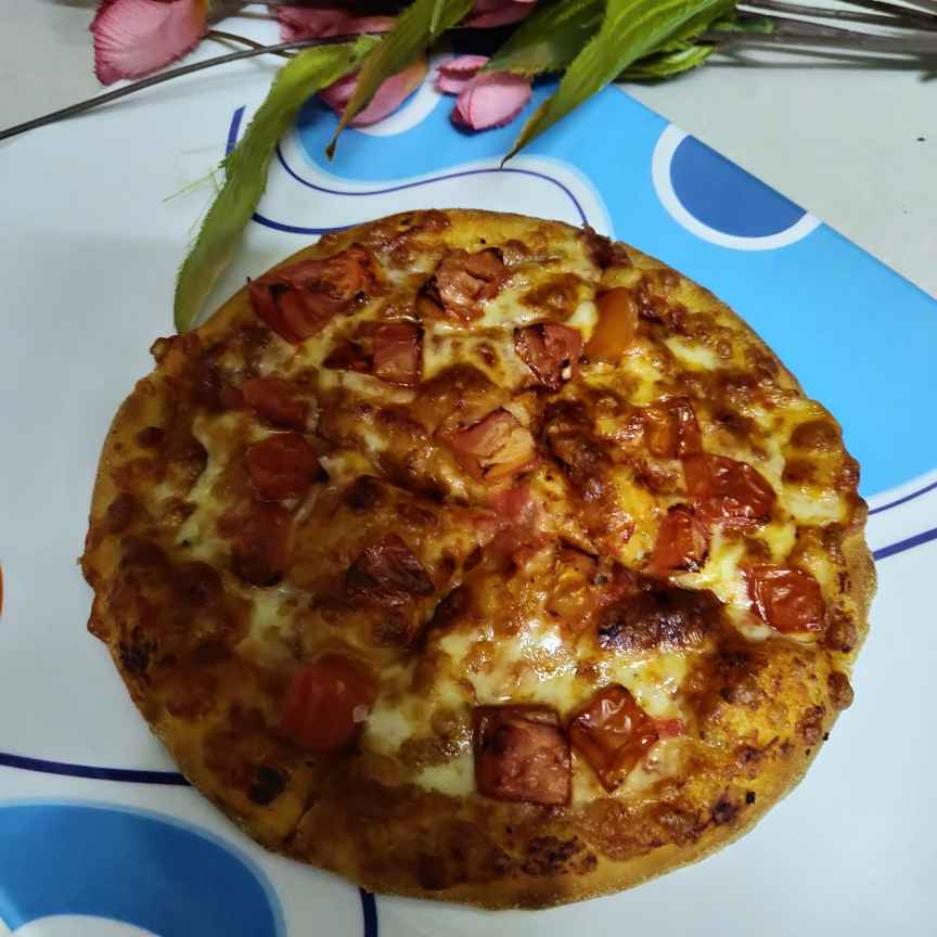 Photo of Tomato Pizza by Anjali Kataria at BetterButter