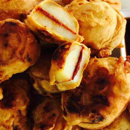 Photo of Stuffed Potato Wada by Anjali Kataria at BetterButter